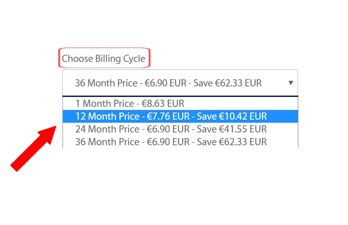 a2hosting-choose-billing-cycle